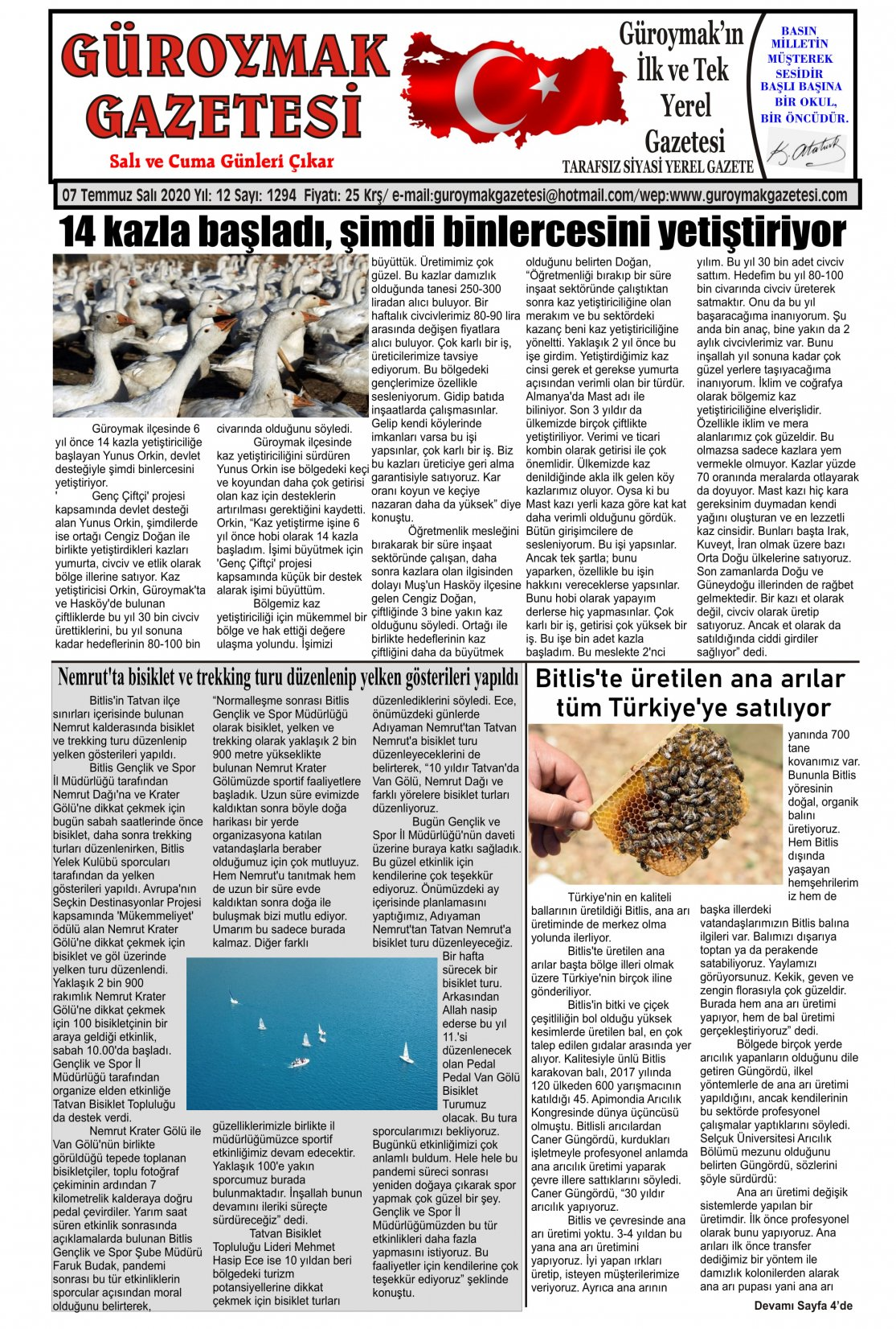 Güroymak Gazetesi 1-birle?tirildi (14) (1)-1.jpg Sayılı Gazete Küpürü