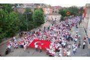 15 Temmuz Şehitleri için Bitlis'te