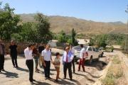 Bitlis'te asfalt startı verildi