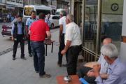 Bitlis'te kaldırım işgallerine karşı denetimler arttı