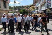 """Bitlis'te """"Sokak Sağlıklaştırılması"""" projesi"""