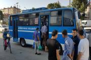 Güroymak'lılar Otobüse Bedava Biniyor