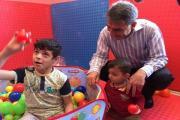 Tatvan'da Engelli Oyun ve Eğitim Merkezi açıldı