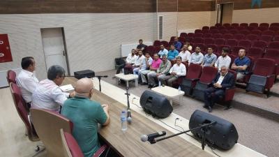 Türkiye Gazeteciler Konfederasyonu gazetecilerin sorunlarını dinledi